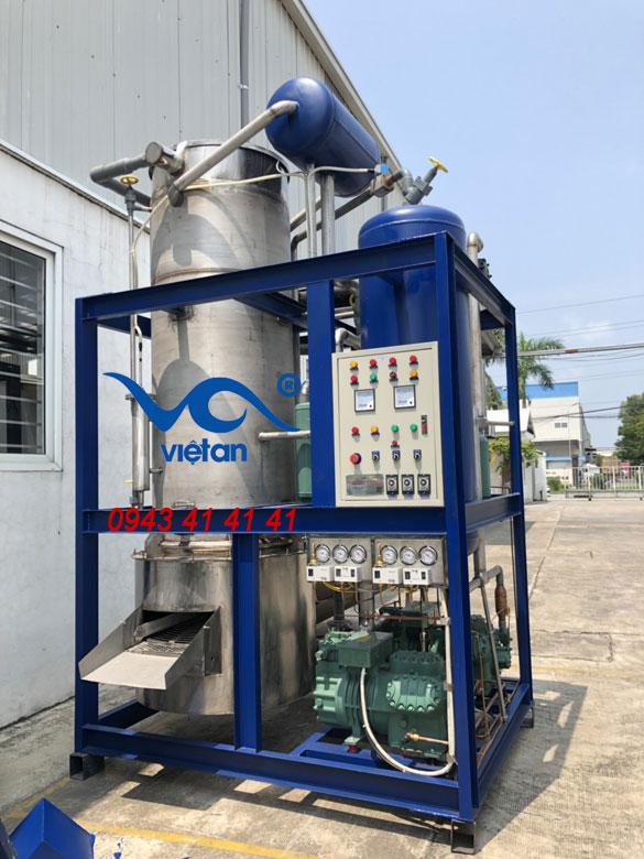 Máy sản xuất đá viên công nghiệp
